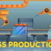 Mass Production – Definition, Meaning, Understanding, Advantages