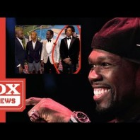 50 Cent Pokes Fun At JAY-Z & Kanye West Reunion