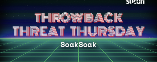 5 Year Anniversary of the SoakSoak Malware Tsunami