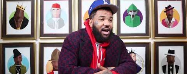 """The Game Compares His Song """"One Blood"""" To J.Cole's """"Middle Child"""""""