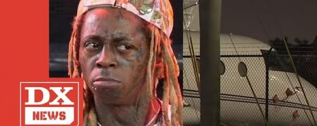 Feds Reportedly Discovered Cocaine & A Firearm On Lil Wayne's Private Jet