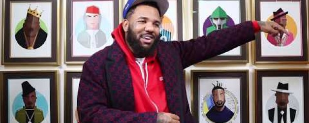 The Game Tells Hilarious Story On How He Found Out Xzibit & Kurupt Weren't Really From Los Angeles