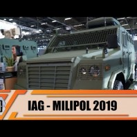 International Armored Group trial tests protected vehicles for Police Security Law Enforcement Units