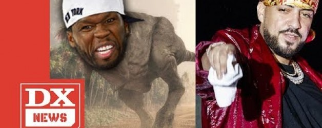 French Montana Calls 50 Cent A 'Dinosaur' While Defending His Bugatti Purchase