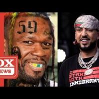 French Montana Compares 50 Cent To Tekashi 6ix9ine  'Like Father Like Son'