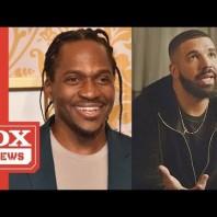 Pusha T Is Full Of Laughs Following Drake's Rap Radar Interview