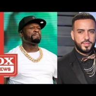 """French Montana Leaks """"Power"""" Clip Amid 50 Cent Feud"""