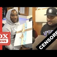 Charlamagne Tha God Gifts DJ Envy With A Mold Of His Balls & Butt
