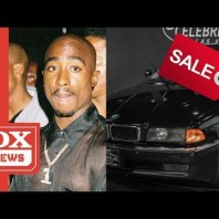 BMW Tupac Shakur Was Fatally Shot In Fully Restored & On Sale For $1.75M