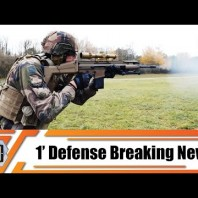 FN Herstal from Belgium to deliver SCAR-H PR Precision Rifles 7.62 mm caliber to French Army France