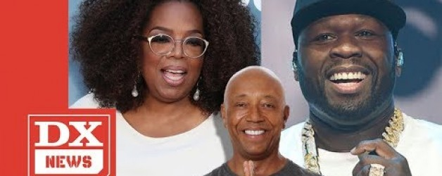 50 Cent Big Ups Oprah For Stepping Away From Russell Simmons Sexual Assault Doc