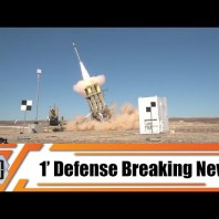 Israel completes test campaign of Iron Dome air defense system Israeli defense industry
