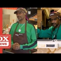 Snoop Dogg Unveils New Dunkin' Donuts Sandwich Called The 'Beyond D O Double G'