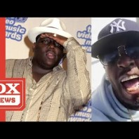 Diddy Goes Bonkers Over The Notorious B.I.G 's Rock & Roll Hall Of Fame Induction