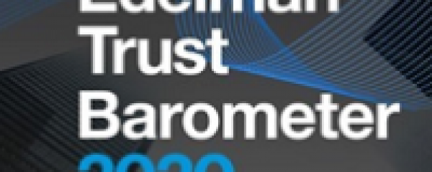 2020 Edelman Trust Barometer Reveals Growing Sense of Inequality Is Undermining Trust in Institutions