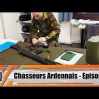 La vie des jeunes soldats du bataillon Chasseurs Ardennais Episode 1 Premiers pas dans une caserne