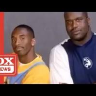 Shaq Shares Throwback Studio Session With Kobe Bryant & DJ Clark Kent
