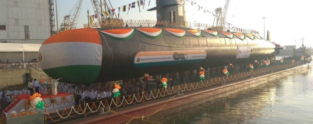 Indian Navy to commission third Scorpene submarine at the end of 2020