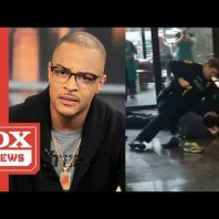 T.I. Posts Graphic Police Brutality Video & Asks Presidential Democratic Candidates For Answers