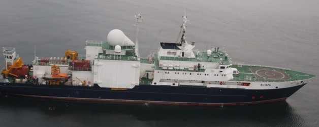 Brazilian navy goes into alarm because of espionage-suspected Russian Ship