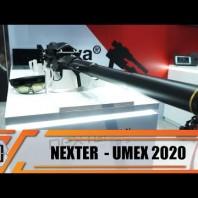 UMEX 2020 French Company Nexter presents NERVA UGV Virtual Operation Training Maintenance Training