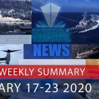 Naval News Weekly Summary for Feb.17-23, 2020