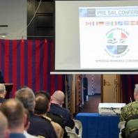 NATO's Advanced ASW Exercise DYNAMIC MANTA-2020 kicks off in Sicily