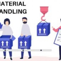 Material Handling – Definition, Objectives, Importance, Types