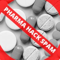 What is Pharma Hack Spam?