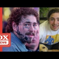 Post Malone Says He Gets Face Tattoos Because He's Ugly
