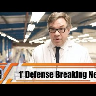 Thales to deliver new sonar systems for Royal Navy's dreadnought submarines 1′ Defense Breaking News