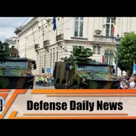 French armored & tactical vehicle manufacturer Arquus held press conference in Paris