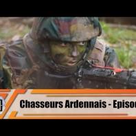 La vie des jeunes soldats bataillon Chasseurs Ardennais Episode 5 La remise du bérêt