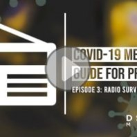COVID-19 Media Guide for PR Pros – Episode 3: Radio Survey Results