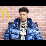 Blueface Was In A McDonalds Commercial????