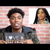 Fredo Bang On How Love & Hip Hop Helped Him Through Jail Time | Thought Box Clip