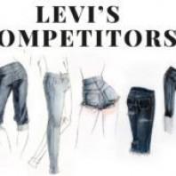 Top 10 Levi's Competitors