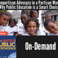 Nonpartisan Advocacy in a Partisan World: Why Public Education is a Smart Choice (On-Demand Video)
