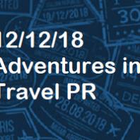 Adventures in Travel PR