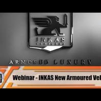 Webinar INKAS Vehicles LLC from United Arab Emirates to unveil its new Pickup Design APC 4×4 vehicle