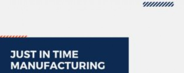 What is Just in time Manufacturing? Elements Involved