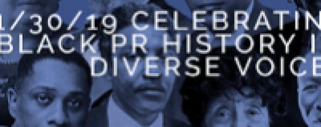 Celebrating Black PR History: Diverse Voices