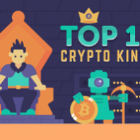 Who are the Crypto Kings? (Infographic)
