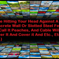 Cable TV Or Not TV? (A Conundrum)