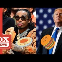 Quavo Offers Clemson Tigers Better Food After Donald Trump Serves Fast Food At White House