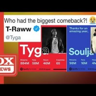 "TYGA Responds To Soulja Boy Diss On Who Had ""The Biggest Comeback Of 2018"" With Spotify Numbers"