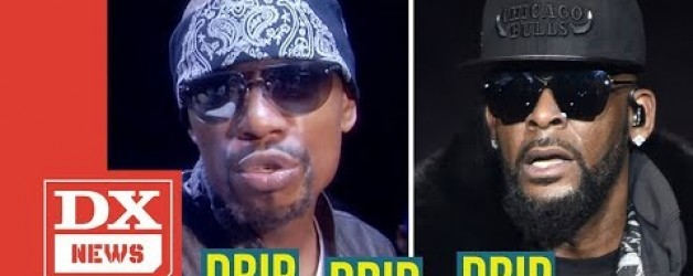 """R. Kelly Confronted Dave Chappelle Over His """"P*ss On You"""" Skit & His Response Was Priceless"""