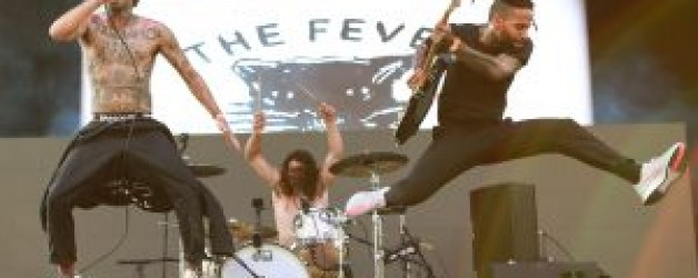 The Fever 333 to support Bring Me The Horizon on UK and Europe arena tour