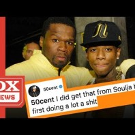 50 Cent Admits To Copying Soulja Boy & Creating ThisIs50.com Based On Soulja Boy's First Website
