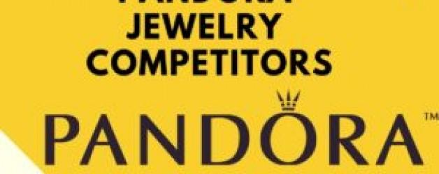 Top 10 Pandora jewelry Competitors